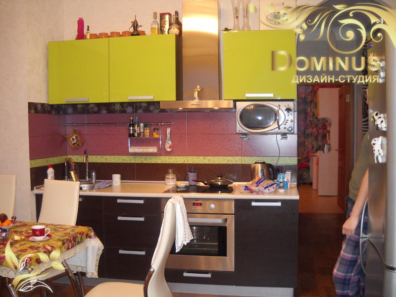 Кухня 16 кв.м.