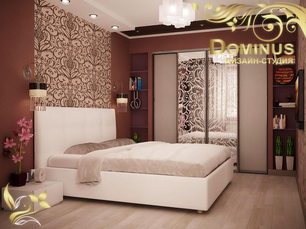 Спальня для супружеской пары