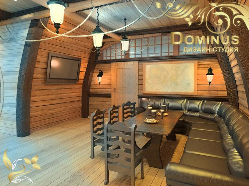 Дизайн комнат для отдыха